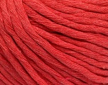Fiber Content 100% Cotton, Salmon, Brand ICE, Yarn Thickness 5 Bulky  Chunky, Craft, Rug, fnt2-54507