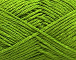 Fiber Content 50% Acrylic, 50% Polyamide, Brand ICE, Green, Yarn Thickness 3 Light  DK, Light, Worsted, fnt2-54546