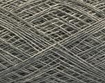 Fiberinnhold 100% Merino Ull, Brand Ice Yarns, Grey, fnt2-54549