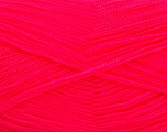 Very thin yarn. It is spinned as two threads. So you will knit as two threads. Yardage information is for only one strand. Fiber Content 100% Acrylic, Brand Ice Yarns, Gipsy Pink, fnt2-54712