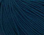 Global Organic Textile Standard (GOTS) Certified Product. CUC-TR-017 PRJ 805332/918191 Vezelgehalte 100% Biologische katoen, Navy, Brand Ice Yarns, fnt2-54727