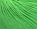 Global Organic Textile Standard (GOTS) Certified Product. CUC-TR-017 PRJ 805332/918191 Fiber Content 100% Organic Cotton, Light Green, Brand Ice Yarns, fnt2-54729