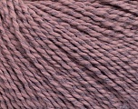 Fiberinnhold 68% Bomull, 32% silke, Orchid, Lilac, Brand Ice Yarns, fnt2-54757