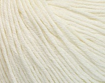 Global Organic Textile Standard (GOTS) Certified Product. CUC-TR-017 PRJ 805332/918191 Vezelgehalte 100% Biologische katoen, White, Brand Ice Yarns, fnt2-54794