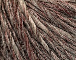 Fiber Content 100% Wool, Brand Ice Yarns, Camel, Burgundy, Beige, fnt2-54802