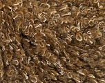 Fiber Content 47% Wool, 21% Cotton, 20% Polyamide, 12% Viscose, Brand Ice Yarns, Camel, fnt2-54818