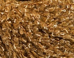Fiber Content 47% Wool, 21% Cotton, 20% Polyamide, 12% Viscose, Light Brown, Brand Ice Yarns, fnt2-54819