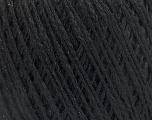 Fiber Content 35% Acrylic, 28% Merino Wool, 19% Alpaca Superfine, 18% Polyamide, Brand ICE, Black, fnt2-54881