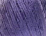 Fiber Content 68% Viscose, 32% Metallic Lurex, Lilac, Brand Ice Yarns, fnt2-54907