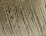 Fiber Content 100% Polyamide, Brand Ice Yarns, Beige, fnt2-55116