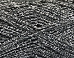 Fiber Content 35% Cotton, 35% Acrylic, 30% Viscose, Brand ICE, Grey Shades, Yarn Thickness 2 Fine  Sport, Baby, fnt2-55182