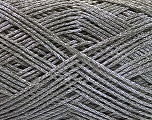 Fiber Content 60% Acrylic, 40% Polyamide, Brand Ice Yarns, Grey, fnt2-55212