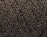 Fiber Content 100% Recycled Cotton, Brand Ice Yarns, Coffee Brown, fnt2-55214