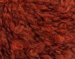 Fiberinnehåll 45% Akryl, 25% Ull, 20% Mohair, 10% Polyamid, Brand Ice Yarns, Copper, fnt2-55228