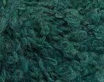 Fiberinnehåll 45% Akryl, 25% Ull, 20% Mohair, 10% Polyamid, Brand Ice Yarns, Emerald Green, fnt2-55231