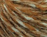 Fiber Content 50% Wool, 50% Acrylic, Mint Green, Brand ICE, Camel, Yarn Thickness 4 Medium  Worsted, Afghan, Aran, fnt2-55312