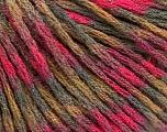 Fiber Content 60% Cotton, 40% Acrylic, Pink, Maroon, Khaki, Brand ICE, Grey, fnt2-55524