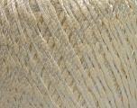 Fiber Content 60% Viscose, 40% Cotton, Brand ICE, Cream, fnt2-55621