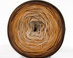 Fiber Content 50% Acrylic, 50% Cotton, Brand ICE, Brown Shades, Beige, Yarn Thickness 2 Fine  Sport, Baby, fnt2-55665