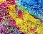 Fiber Content 100% Polyamide, Yellow, Pink, Brand ICE, Blue Shades, Yarn Thickness 5 Bulky  Chunky, Craft, Rug, fnt2-55788