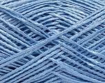 Fiber Content 75% Acrylic, 25% Polyamide, Light Blue, Brand ICE, fnt2-55879
