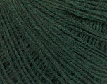 Fiber Content 80% Acrylic, 20% Viscose, Brand ICE, Dark Green, Yarn Thickness 1 SuperFine  Sock, Fingering, Baby, fnt2-55927
