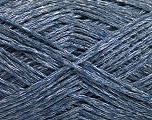 Fiber Content 44% Cotton, 44% Acrylic, 12% Polyamide, Jeans Blue, Brand ICE, Yarn Thickness 2 Fine  Sport, Baby, fnt2-56010