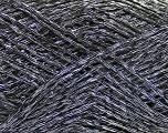 Fiber Content 44% Cotton, 44% Acrylic, 12% Polyamide, Brand ICE, Grey, Black, Yarn Thickness 2 Fine  Sport, Baby, fnt2-56020