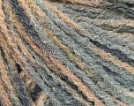 Fiber Content 90% Acrylic, 10% Polyamide, Brand ICE, Grey Shades, Beige, Yarn Thickness 4 Medium  Worsted, Afghan, Aran, fnt2-56036