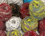 Custom Blends Please note that skein weight information given for this lot is average. Brand ICE, fnt2-56241
