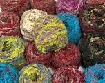 Custom Blends Please note that skein weight information given for this lot is average. Brand ICE, fnt2-56244