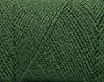 Fiber Content 50% Wool, 50% Acrylic, Khaki, Brand ICE, Yarn Thickness 3 Light  DK, Light, Worsted, fnt2-56431