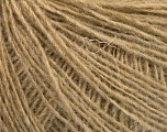 Fiber Content 50% Acrylic, 50% Wool, Light Camel, Brand ICE, Yarn Thickness 2 Fine  Sport, Baby, fnt2-56488
