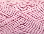 Fiber Content 100% Cotton, Light Pink, Brand ICE, Yarn Thickness 2 Fine  Sport, Baby, fnt2-56510