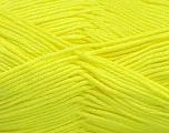Fiber Content 50% Acrylic, 50% Bamboo, Neon Green, Brand ICE, Yarn Thickness 2 Fine  Sport, Baby, fnt2-56576
