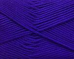 Fiber Content 50% Acrylic, 50% Bamboo, Purple, Brand ICE, Yarn Thickness 2 Fine  Sport, Baby, fnt2-56581