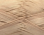 Fiber Content 100% Mercerised Cotton, Brand ICE, Beige, Yarn Thickness 2 Fine  Sport, Baby, fnt2-56591