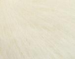 Fiber Content 39% Polyamide, 27% Acrylic, 21% Mohair, 13% Wool, Brand ICE, Cream, Yarn Thickness 3 Light  DK, Light, Worsted, fnt2-56659