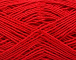 Fiber Content 100% Cotton, Red, Brand ICE, Yarn Thickness 2 Fine  Sport, Baby, fnt2-56719