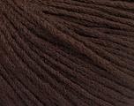 Fiber Content 60% Extrafine Merino Wool, 40% Polyamide, Brand ICE, Brown, fnt2-56721
