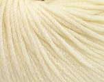 Fiber Content 60% Extrafine Merino Wool, 40% Polyamide, Brand ICE, Ecru, fnt2-56906