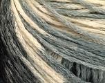 Fiber Content 90% Cotton, 10% Polyamide, Brand ICE, Grey Shades, Cream, fnt2-56963