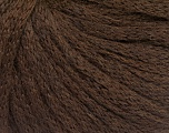 Fiber Content 50% Wool, 50% Acrylic, Brand ICE, Brown, Yarn Thickness 4 Medium  Worsted, Afghan, Aran, fnt2-56964
