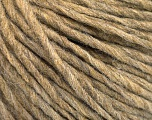 Fiber Content 50% Acrylic, 50% Wool, Brand ICE, Camel Melange, Yarn Thickness 5 Bulky  Chunky, Craft, Rug, fnt2-56995