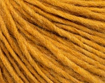 Fiber Content 50% Acrylic, 50% Wool, Brand ICE, Gold, Yarn Thickness 4 Medium  Worsted, Afghan, Aran, fnt2-57016