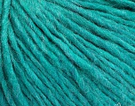 Fiber Content 50% Wool, 50% Acrylic, Turquoise, Brand ICE, Yarn Thickness 4 Medium  Worsted, Afghan, Aran, fnt2-57017