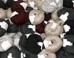 Winter Yarns Please note that skein weight information given for this lot is average. Brand ICE, fnt2-57073