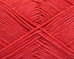 Please note that the yarn weight and the ball length may vary from one color to another for this yarn. Fiber Content 100% Cotton, Salmon, Brand ICE, Yarn Thickness 3 Light  DK, Light, Worsted, fnt2-57162
