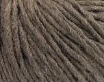 Fiber Content 50% Merino Wool, 25% Alpaca, 25% Acrylic, Brand ICE, Camel Melange, Yarn Thickness 4 Medium  Worsted, Afghan, Aran, fnt2-57212