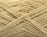 Fiber Content 100% Cotton, Light Beige, Brand ICE, Yarn Thickness 2 Fine  Sport, Baby, fnt2-57302
